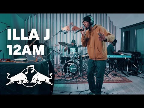 Illa J – 12am | Live | Red Bull Music Studios Berlin