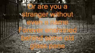 Green Fields of France by Dropkick Murphys w/ Lyrics