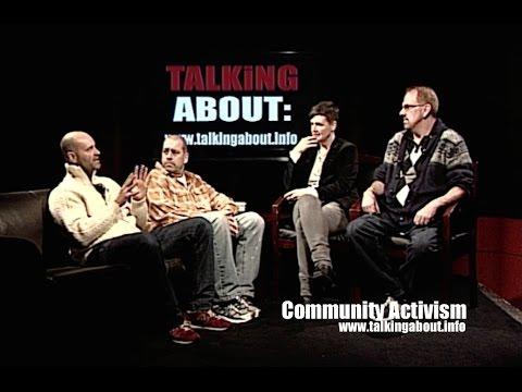 Talking About: Community Activism