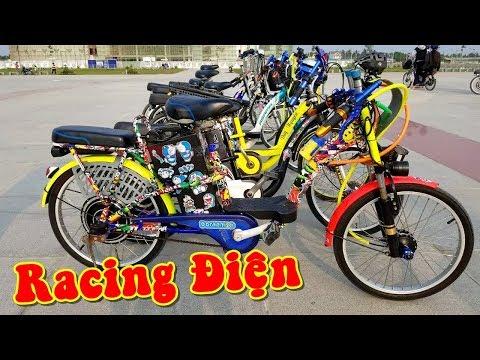 Xe đạp điện độ - Electric Bicycle Mod