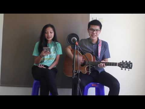 Inikah cinta (ME) acoustic cover ft. Vern