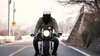 【予告編】YAMAHA SRのカフェレーサードキュメンタリー