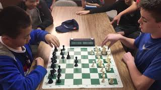 Exciting bullet game from US Chess School