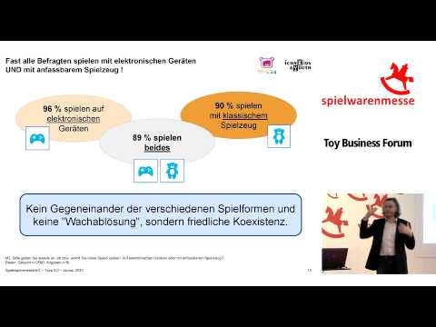 Toy Business Forum 2013: Toys 3.0
