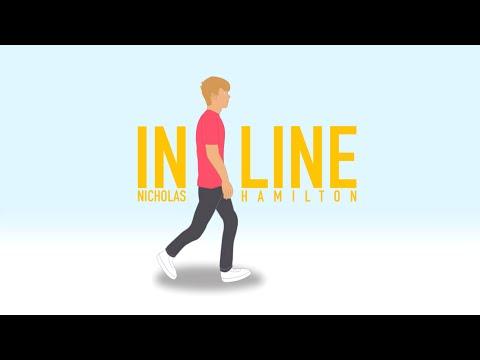 Nicholas Hamilton - In Line (OFFICIAL LYRIC VIDEO)