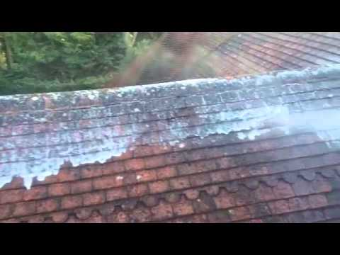 Roof Cleaning Biocide Wash By Splash Amp Sparkle Youtube