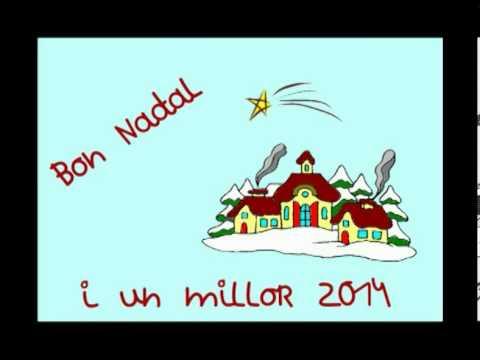 Felicitació de Nadal - 2013 Cicle Superior Escola Gaspar de Portolà