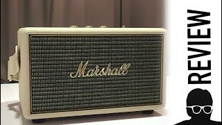 Marshall Kilburn Portable Speaker Review - Before you buy!