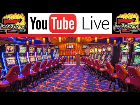 LIVE SLOT PLAY on PLANET MOOLAH & JACKPOT HAND PAY Machine @ MAX BETS with SIZZLING