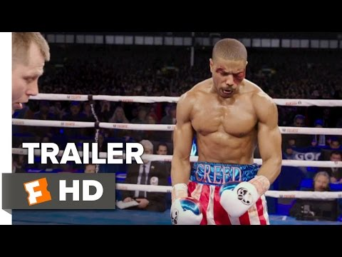 Creed Official Trailer #2 (2015) - Michael B. Jordan, Sylvester Stallone Drama HD