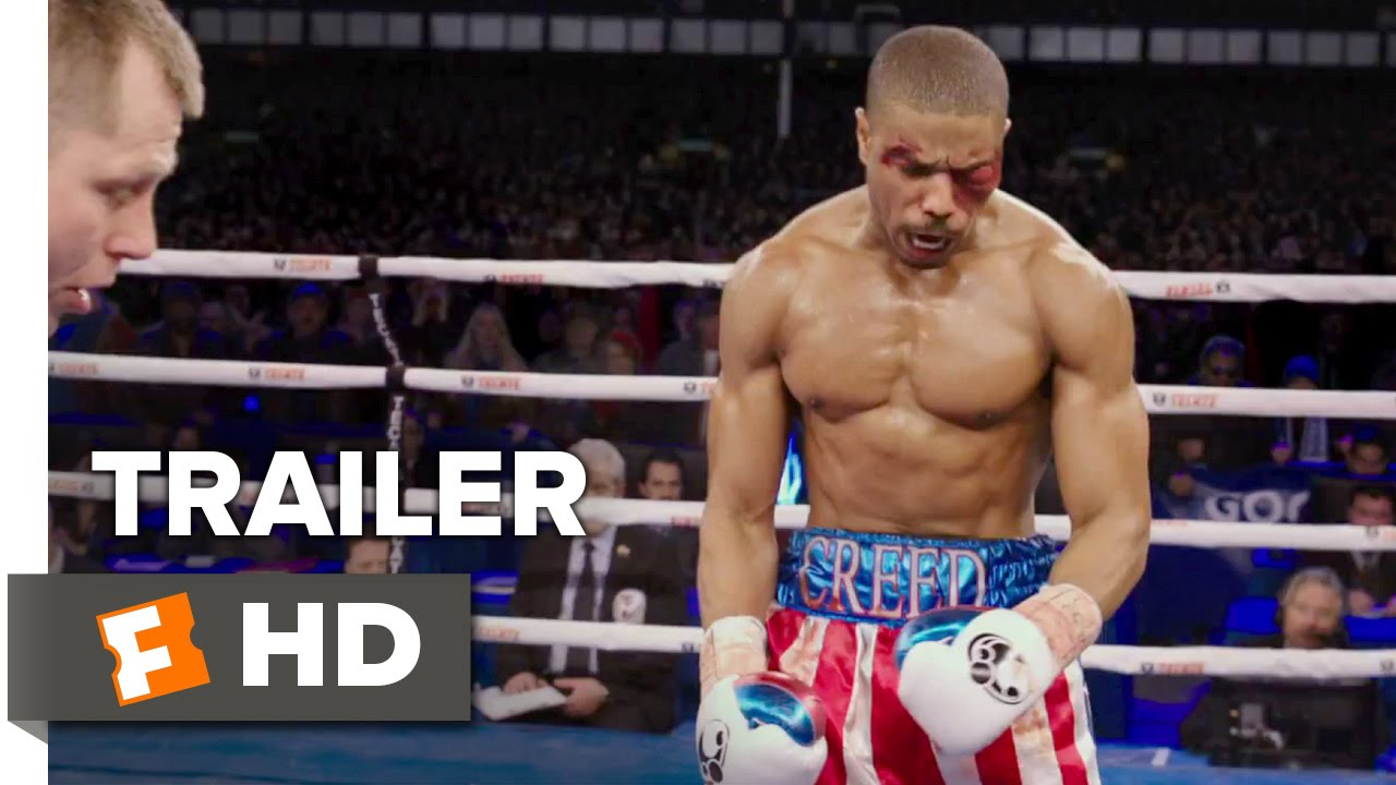 画像: Creed Official Trailer #2 (2015) - Michael B. Jordan, Sylvester Stallone Drama HD youtu.be