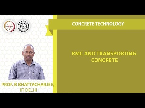 RMC and Transporting Concrete