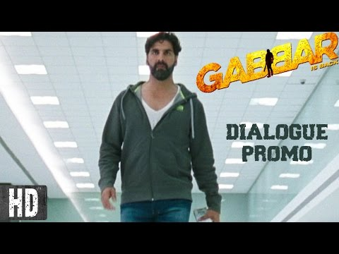 Aa Gaya Gabbar | Starring Akshay Kumar | In Cinemas Now