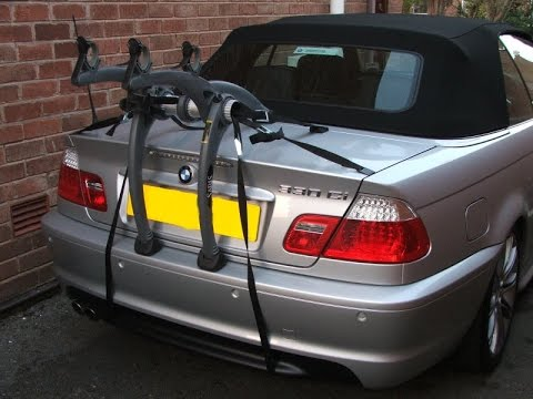 Bike Rack Carrier For Audi Tt Roadster Mazda Mx5 Mgf Bmw