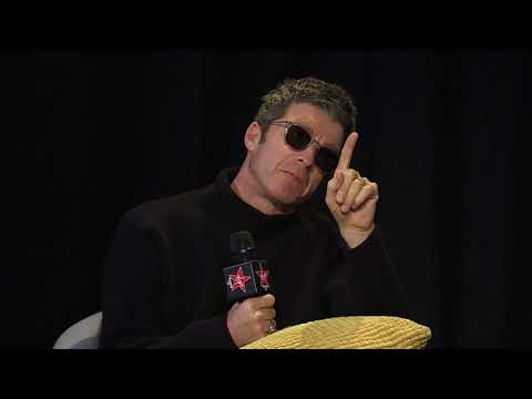 Noel Gallagher chats with Sam and Amy on Virgin Radio - Full Length