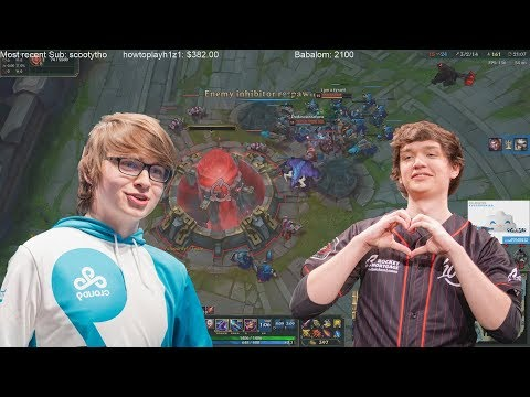 Sneaky and Meteos funny moments #18 After all this time