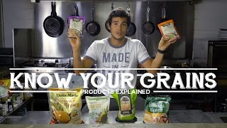 Products Explained: Know Your Super Grains