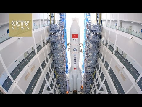 China's Long March-5: 'The ice rocket' with new space engine