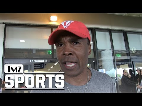 Sugar Ray Leonard: Canelo vs GGG Is Bigger Than the Super Bowl | TMZ Sports