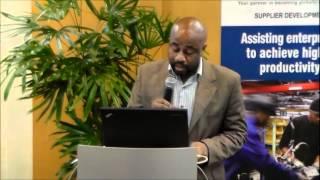 AIDC Learnership Programme Awards ceremony
