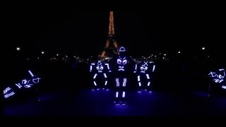 Joget paling kreatif.. Dance led Perancis full skill