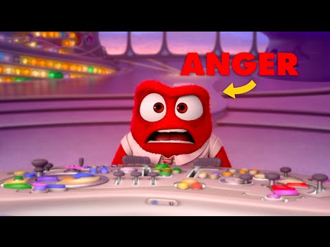 """Get to Know your """"Inside Out"""" Emotions: Anger"""