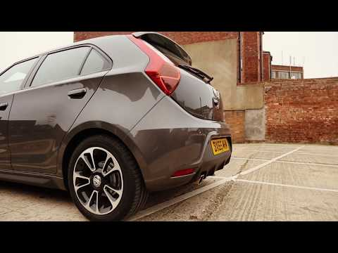 MG3 3STYLE VTi-TECH 2016 Video Highlights