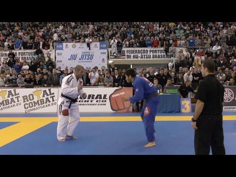 "Rodolfo Vieira vs Roberto ""Tussa"" Alencar / European Championship 2012"