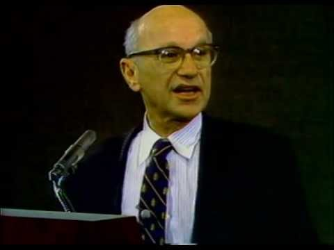 Friedman - Energy Policy (Q&A)