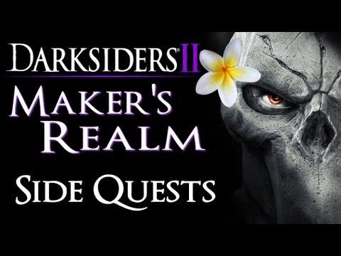 Darksiders  Shaman S Craft