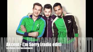 Скачать Akcent I M Sorry Radio Edit New 2012
