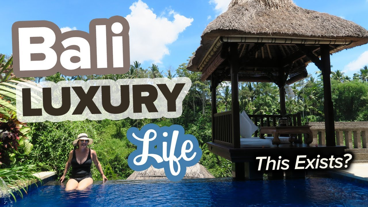 Must See Bali Luxury Hotel Private Villa Paradise The Viceroy Bali In Ubud Youtube