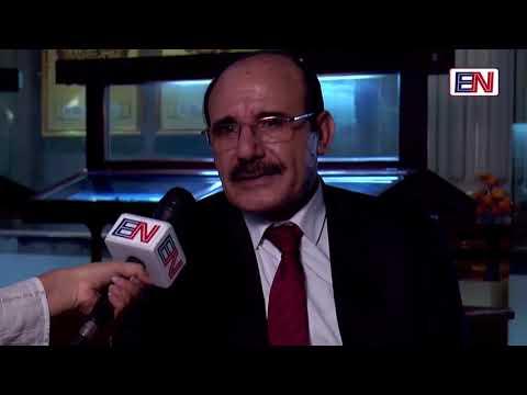Interview of Palestine Ambassador during Raza Library visit by EN TV