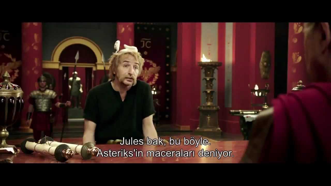 Asteriks ve Oburiks Gizli Görevde - Teaser Fragman (Türkçe Altyazılı)
