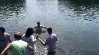 Водное Крещение-Обновление Завета с Богом.