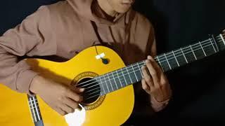 Hivi! - Bumi Dan Bulan ( Fingerstyle guitar )