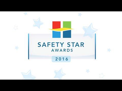 Safety Star Award 2016