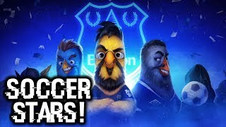 Everton Soccer Stars Making A Comeback! | Angry Birds Evolution