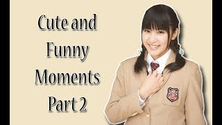 Cute and Funny compilation of Raura Iida, Part 2 If anyone is inter...