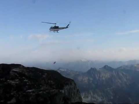 Mt Stuart rescue video