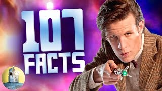 107 Doctor Who Facts YOU Should Know! (Cinematica)