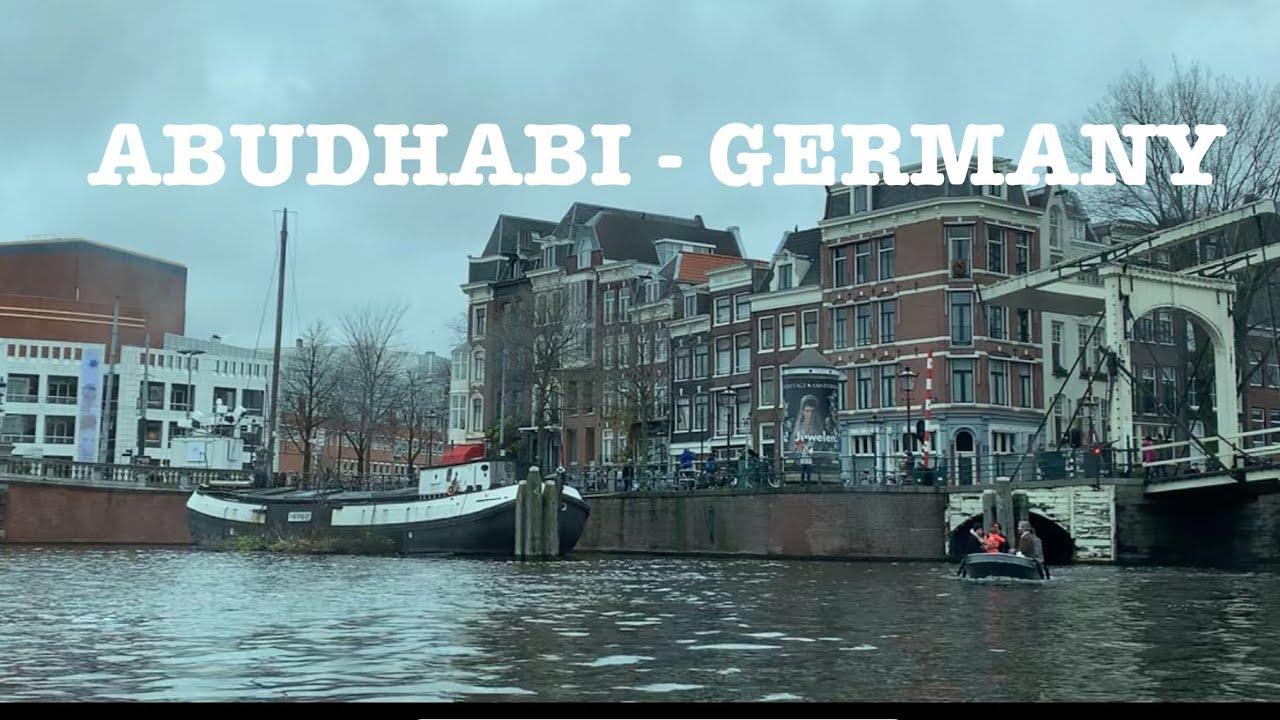Download EPISODE 1: WINTER VACATION    ABUDHABI — DUSSELDORF(Germany)    ETIHAD DREAM LINER FLIGHT