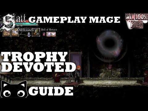 SALT AND SANCTUARY TROPHY GUIDE -  DEVOTED - CREED KEEPERS OF FIRE AND SKY