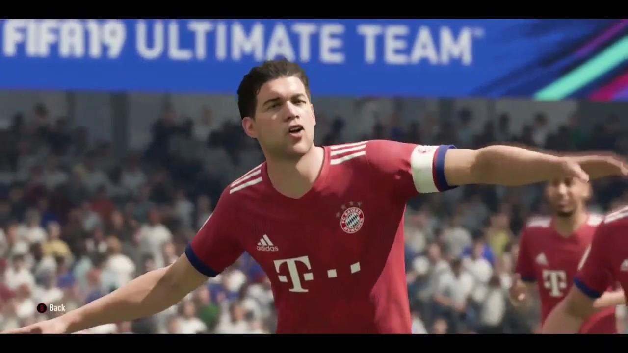 Fifa19 Ballack Goals Part1