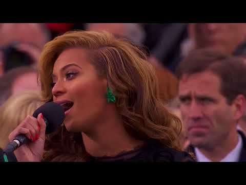 WATCH FILE:  Beyonce braces hurricane victims with her voice