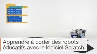 Apprendre à programmer des robots Speechi avec Scratch