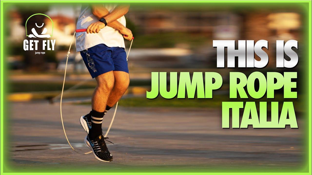 THIS IS JUMP ROPE ITALIA | 1° Community di Jump Ropers italiani