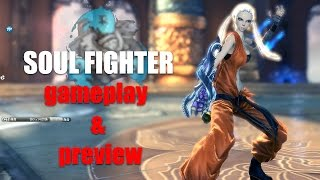 Blade & Soul New Class - Soul Fighter Preview and Gameplay