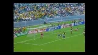 Brasil 82-86 magic football