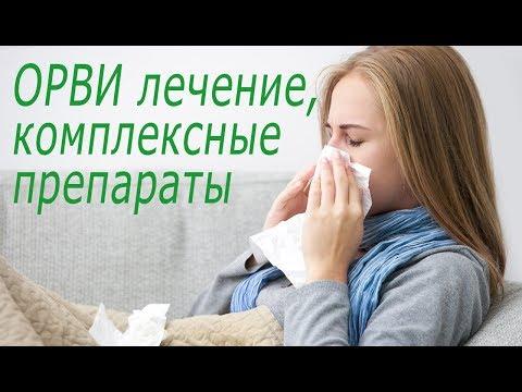 Лечение #ОРВИ Комплексные препараты
